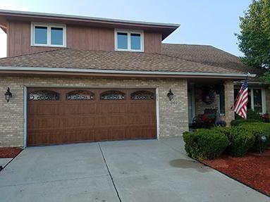 garage doors Cook County IL & Garage Door Services in Cook County IL   Ray\u0027s Overhead Door